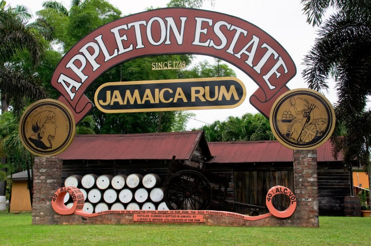 Appleton Rum Factory